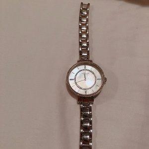 Kate Spade studded watch